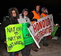 shorthills counterprotest 2