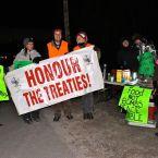 shorthills counterprotest